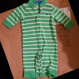 Polo outfit my baby never got to wear